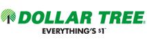 Dollar Tree - Everything's $1